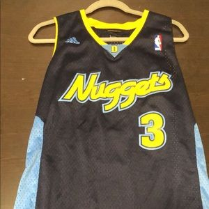 Used NBA jersey. Allen Iverson!